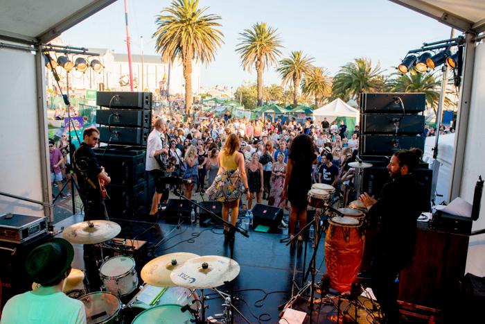 St Kilda Festival 2014