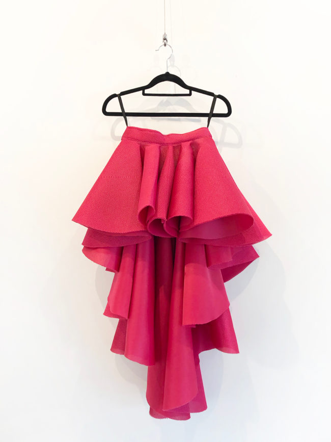 Vintage Garage Pink Skirt Brooklyn + Stellar Designer + Vintage Fashion Hire Melbourne